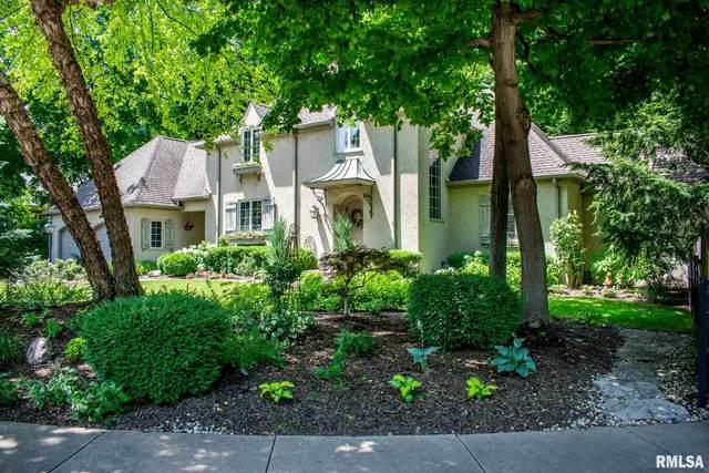 809 W Grand Oak Drive, Peoria, IL 61615 (#PA1216648) :: The Bryson Smith Team