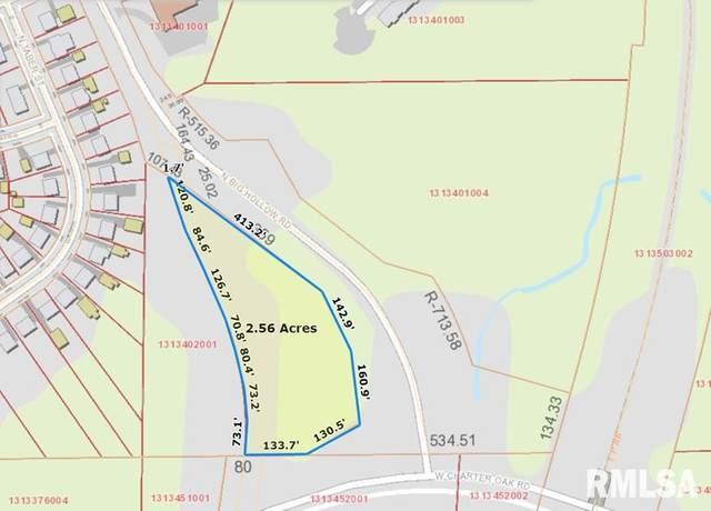 3600 W Charter Oak, Peoria, IL 61615 (#PA1216672) :: Killebrew - Real Estate Group