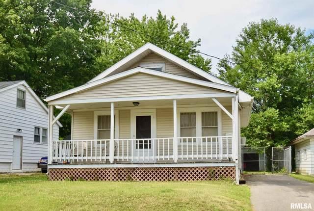 1121 W Gift Avenue, Peoria, IL 61604 (#PA1216695) :: The Bryson Smith Team