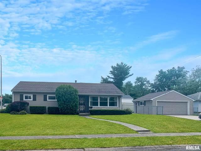 2508 W Flint Street, Peoria, IL 61604 (#PA1216731) :: RE/MAX Preferred Choice