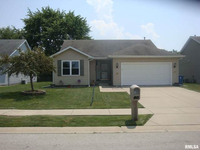 2604 Carl Prairie Drive, Springfield, IL 62703 (#CA1001041) :: The Bryson Smith Team