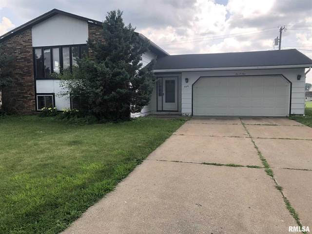 509 W Prairie Vista Drive, Eldridge, IA 52748 (#QC4213133) :: The Bryson Smith Team
