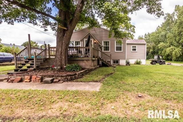 2133 E Linnett Street, Peoria Heights, IL 61616 (#PA1216748) :: The Bryson Smith Team