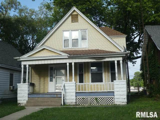 1608 S 8TH Street, Springfield, IL 62703 (#CA1001063) :: The Bryson Smith Team