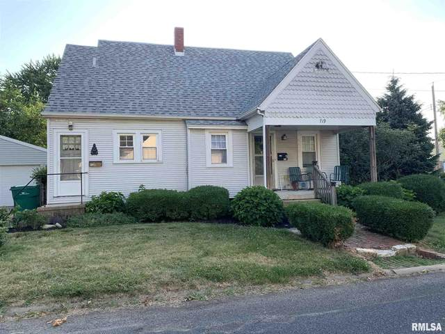 719 N Waverly Avenue, West Peoria, IL 61604 (#PA1216757) :: The Bryson Smith Team