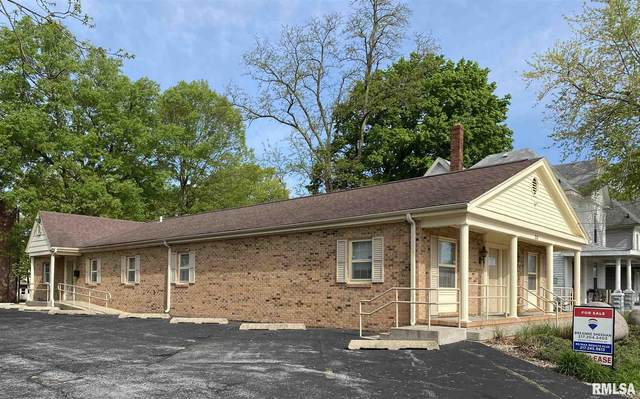 211 S Fayette, Jacksonville, IL 62650 (#CA1001081) :: Killebrew - Real Estate Group