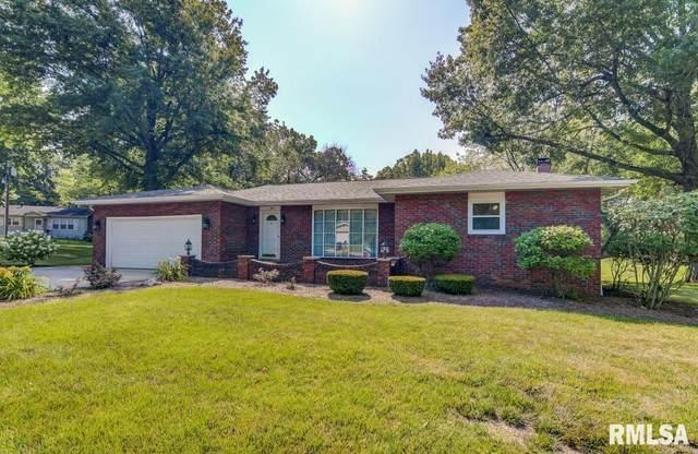 3 Lydia Lane, Riverton, IL 62561 (#CA1001101) :: RE/MAX Professionals