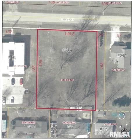 306 W Illinois Street, Brimfield, IL 61517 (#PA1216827) :: Killebrew - Real Estate Group