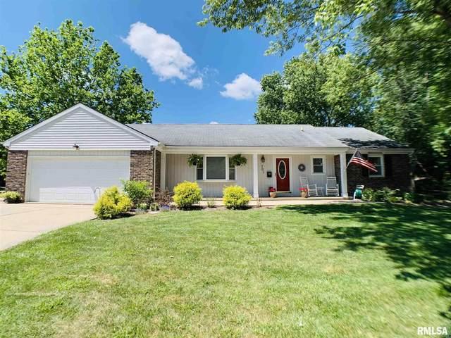 701 Briarwood Drive, Macomb, IL 61455 (#PA1216859) :: Killebrew - Real Estate Group