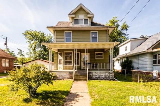 1916 W Alice Avenue, West Peoria, IL 61604 (#PA1216884) :: Paramount Homes QC