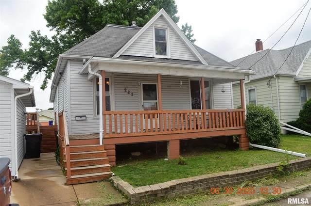 222 Anna Street, East Peoria, IL 61611 (#PA1216926) :: RE/MAX Preferred Choice