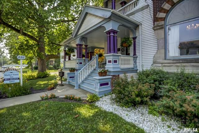 220 E Market, Taylorville, IL 62568 (#CA1001219) :: Paramount Homes QC