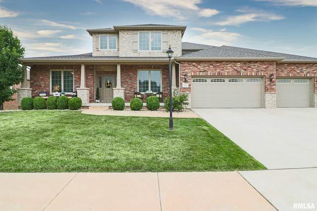 3509 W Oak Creek Court, Dunlap, IL 61525 (#PA1216984) :: Killebrew - Real Estate Group