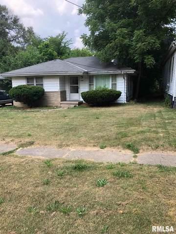 1015 W Thrush Avenue, Peoria, IL 61604 (#PA1217015) :: Paramount Homes QC