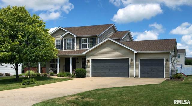 1262 N Forrest Drive, Germantown Hills, IL 61548 (#PA1217023) :: The Bryson Smith Team