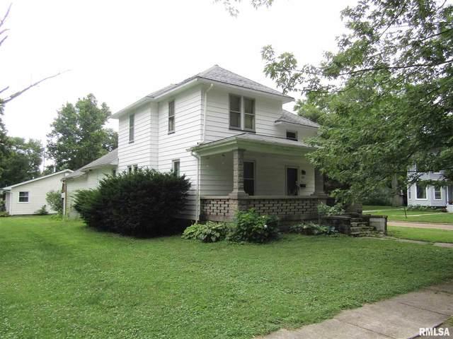 101 N Broadway Street, Lewistown, IL 61542 (#PA1217157) :: Killebrew - Real Estate Group