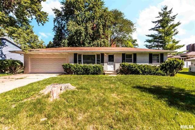 2709 W Briarcliff Lane, Peoria, IL 61604 (#PA1217170) :: The Bryson Smith Team