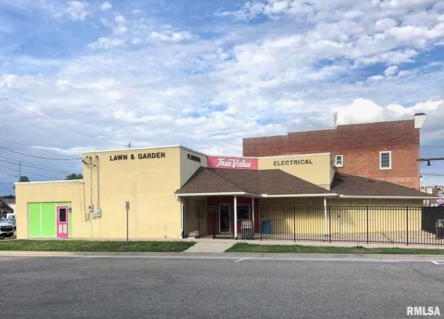 119 W Main, Elmwood, IL 61529 (#PA1217185) :: The Bryson Smith Team