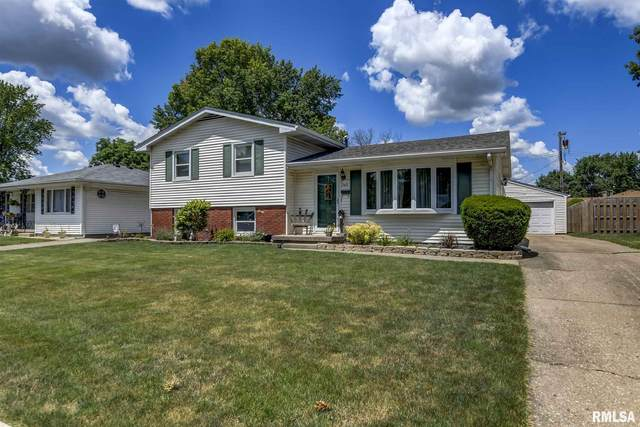 2421 Arrowhead Drive, Springfield, IL 62702 (#CA1001376) :: RE/MAX Preferred Choice