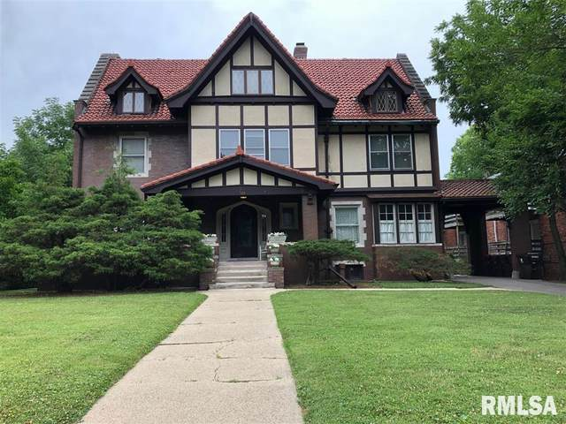 708 W Moss Avenue, Peoria, IL 61606 (#PA1217200) :: RE/MAX Preferred Choice