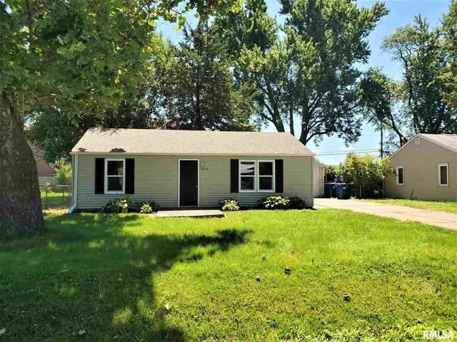 526 16TH Avenue, Silvis, IL 61282 (#QC4213689) :: Killebrew - Real Estate Group