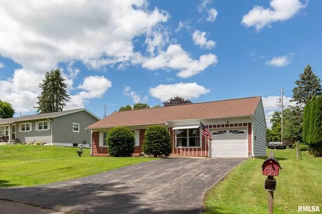 1712 E Lawn Drive, Savanna, IL 61074 (#QC4213691) :: Killebrew - Real Estate Group