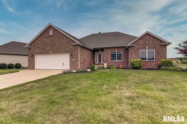 6101 Greenwalt Drive, Springfield, IL 62711 (#CA1001405) :: RE/MAX Preferred Choice