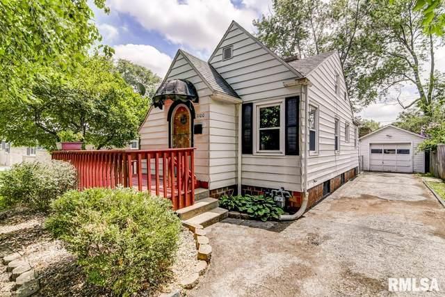 1100 W Iles Avenue, Springfield, IL 62704 (#CA1001406) :: RE/MAX Preferred Choice