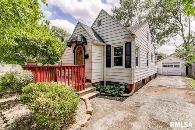1100 W Iles Avenue, Springfield, IL 62704 (MLS #CA1001406) :: BN Homes Group