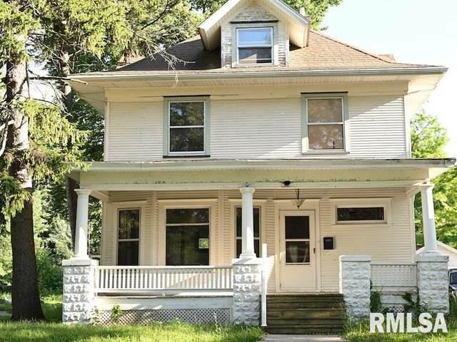 1610 12TH Avenue, Rock Island, IL 61201 (#QC4213725) :: Killebrew - Real Estate Group