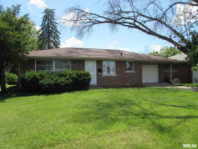 1006 E Forrest Hill Avenue, Peoria, IL 61603 (#PA1217266) :: RE/MAX Preferred Choice