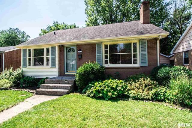 814 E Willcox Avenue, Peoria, IL 61603 (#PA1217289) :: RE/MAX Preferred Choice