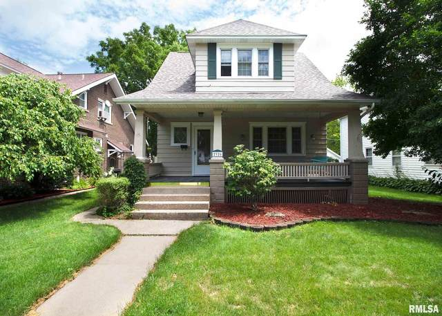 2326 13TH Street, Moline, IL 61265 (#QC4213757) :: Paramount Homes QC