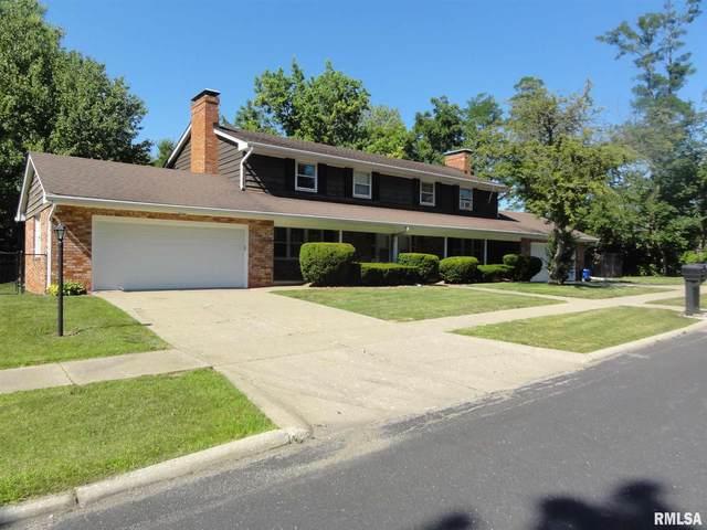 705-707 W Versailles Drive, Peoria, IL 61614 (#PA1217302) :: Killebrew - Real Estate Group