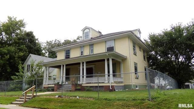 609 W 16TH Street, Davenport, IA 52803 (#QC4213805) :: Killebrew - Real Estate Group