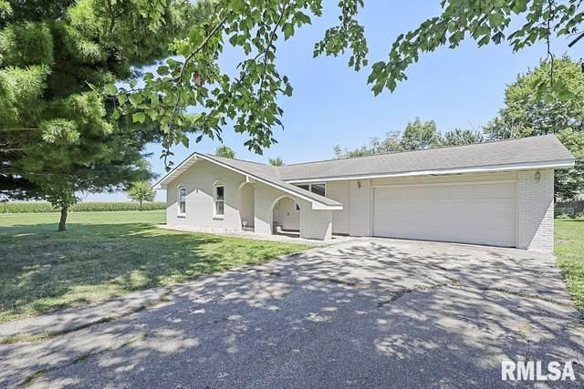 105 E 2ND Road, Farmersville, IL 62533 (#CA1001471) :: RE/MAX Professionals