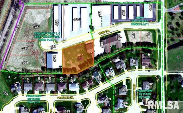 50 Kemp, Chatham, IL 62629 (#CA1001518) :: RE/MAX Professionals