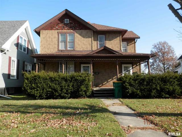 169-171 Maple Avenue, Galesburg, IL 61401 (#CA1001551) :: Kathy Garst Sales Team