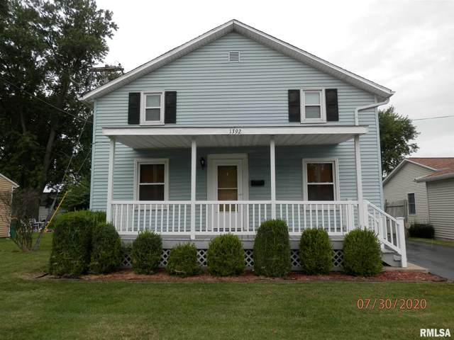 1392 Monroe Street, Galesburg, IL 61401 (#CA1001552) :: Nikki Sailor   RE/MAX River Cities
