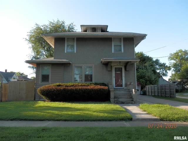 711 Johnston Street, Galesburg, IL 61401 (#CA1001558) :: The Bryson Smith Team