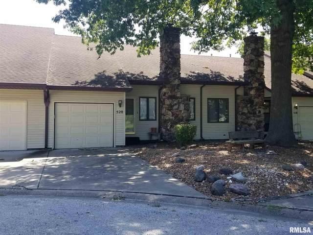 520 N Springfield Street, Virden, IL 62690 (#CA1001593) :: RE/MAX Professionals