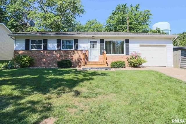 233 Briargate Road, Washington, IL 61571 (#PA1217551) :: Paramount Homes QC