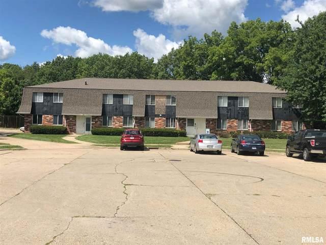 3440-3442 Villa Ridge Drive, Peoria, IL 61604 (#PA1217605) :: RE/MAX Professionals