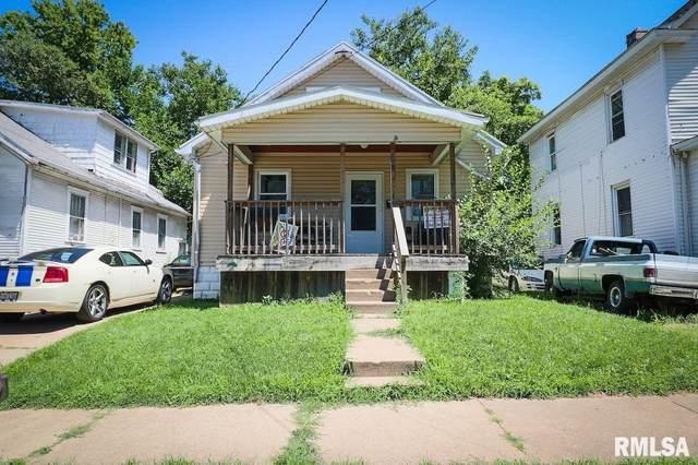 1832 N Peoria Avenue, Peoria, IL 61603 (#PA1217611) :: RE/MAX Preferred Choice