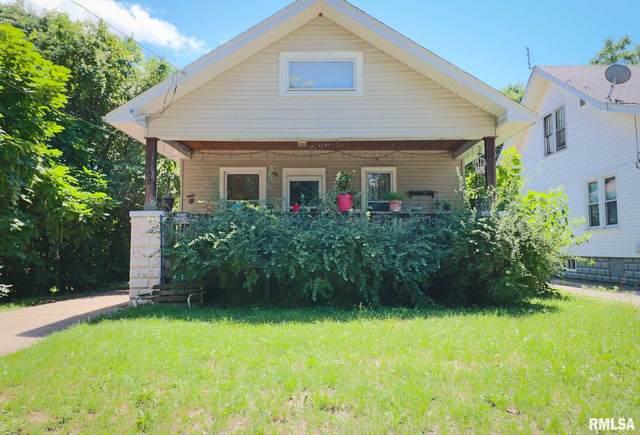 1100 W Nowland Avenue, Peoria, IL 61604 (#PA1217615) :: Killebrew - Real Estate Group