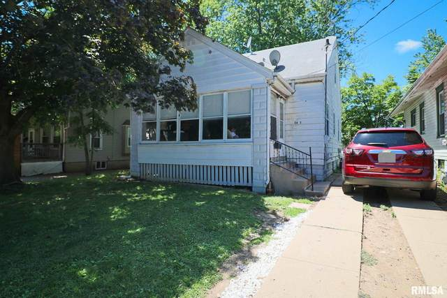 2415 N Ellis Street, Peoria, IL 61604 (#PA1217619) :: RE/MAX Preferred Choice