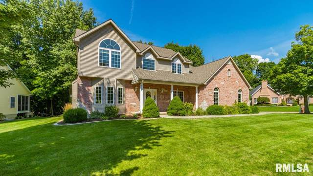 127 Fawn Haven Drive, East Peoria, IL 61611 (#PA1217639) :: The Bryson Smith Team