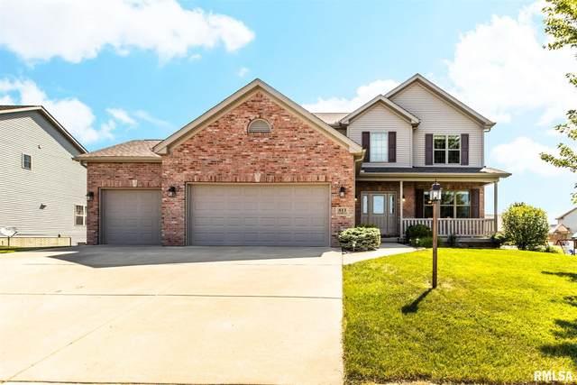 813 Patricia Street, Washington, IL 61571 (#PA1217665) :: Killebrew - Real Estate Group
