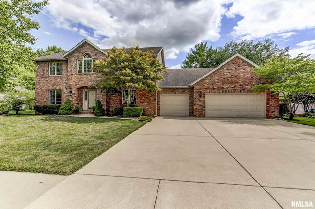 2308 Peppermill Pointe Court, Springfield, IL 62712 (#CA1001729) :: Killebrew - Real Estate Group