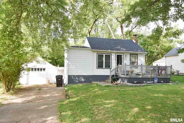 2114 W North Circle, Peoria, IL 61604 (#PA1217725) :: RE/MAX Preferred Choice